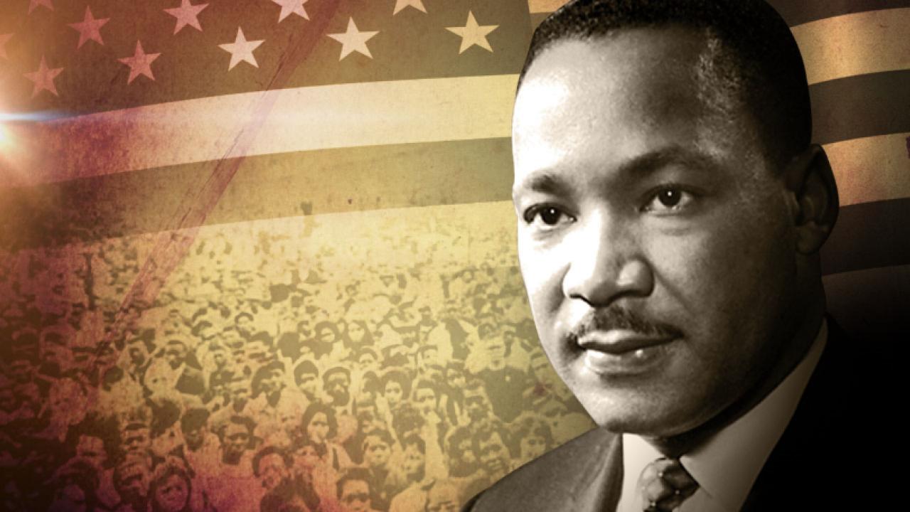 Martin Luther King Lebenslauf Englisch
