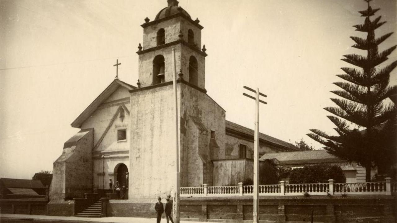 Old Mission San Buenaventura